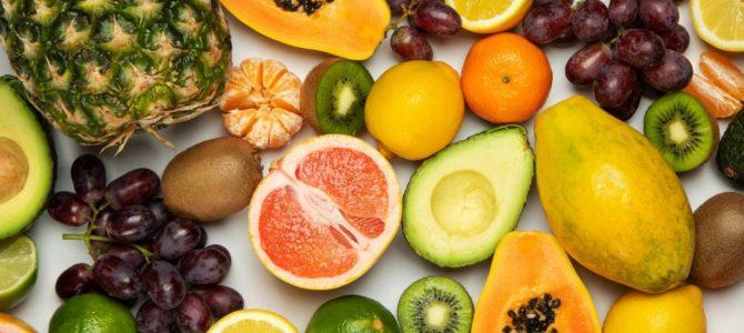 Fruktbudet ger energi på jobbet